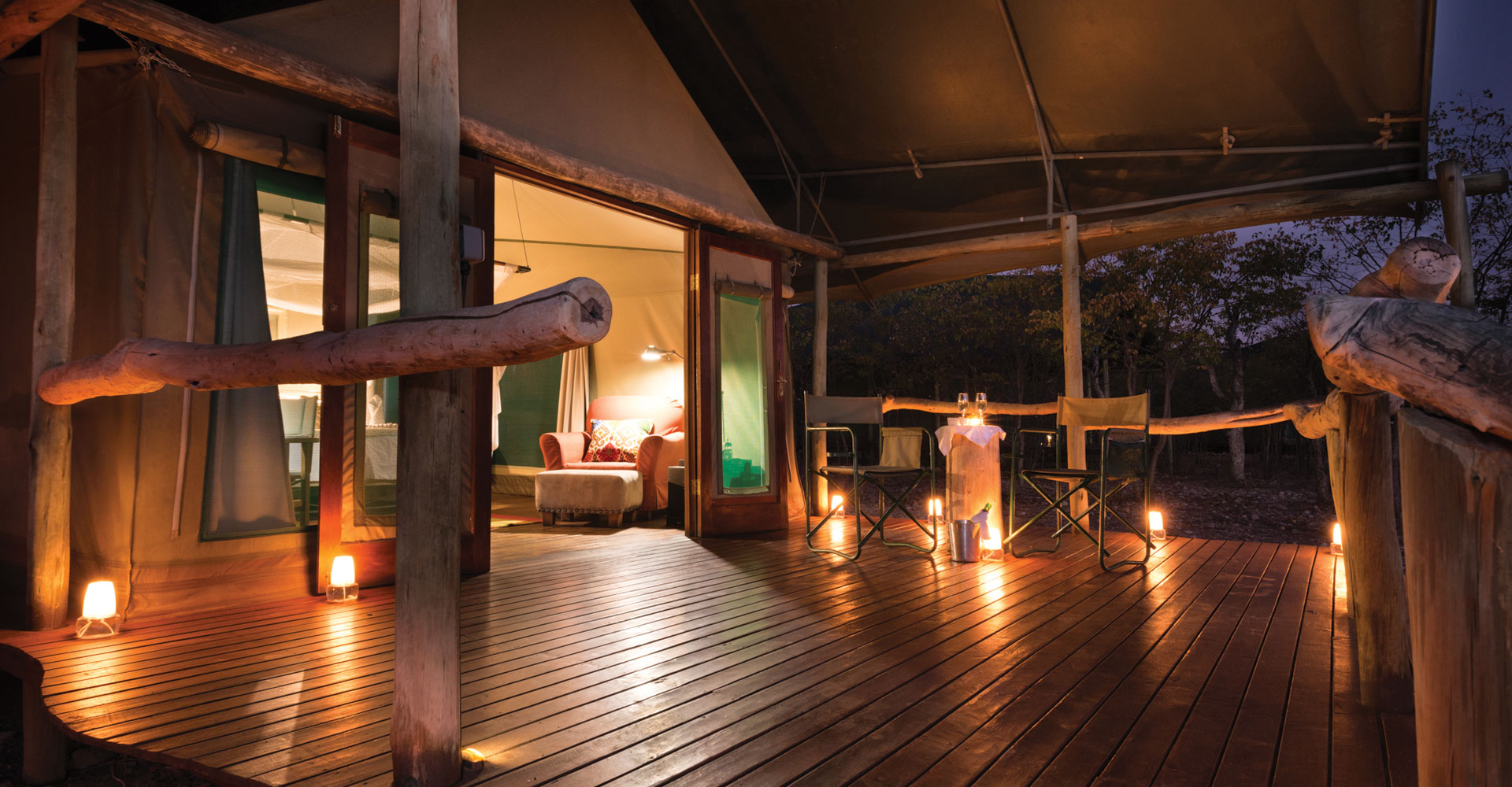 ONGAVA TENTED CAMP & Tented Camp - Ongava - Home of the Luxury Safari